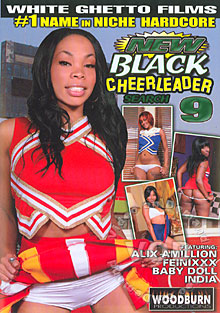 New Black Cheerleader Search 9 Box Cover
