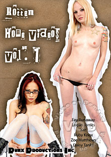 Rotten Home Videos 1 Box Cover