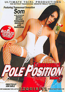 Transsexual Pole Positions 3 Box Cover