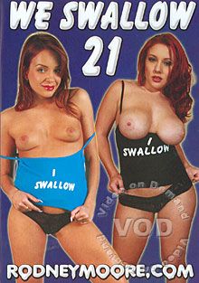 We Swallow 21 Box Cover