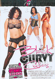 Black Curvy Cuties Box Cover