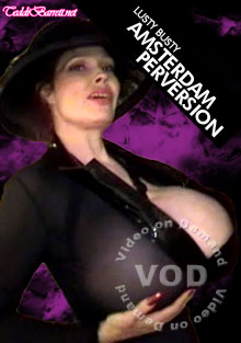 Lusty Busty Amsterdam Perversion Box Cover