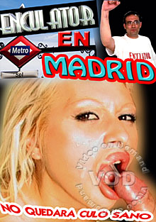 Enculator En Madrid Box Cover