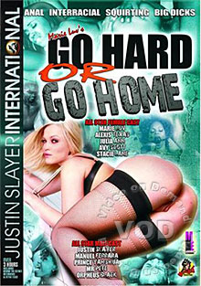 Go Hard Or Go Home Box Cover