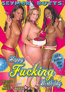 Happy Fucking Birthday Box Cover