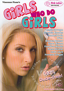 Girls Who Do Girls Box Cover