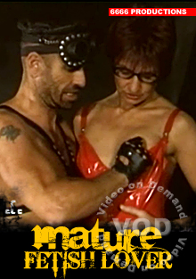 Mature Fetish Lover Box Cover