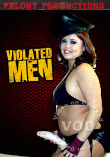 Violated Men Box Cover