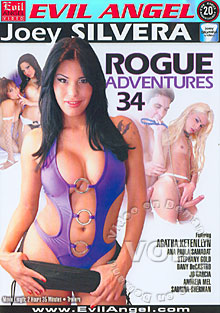 Rogue Adventures 34 Box Cover