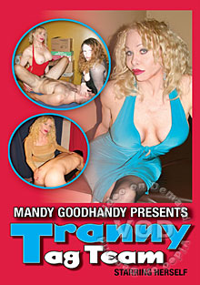 Tranny Tag Team Box Cover