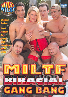 MILTF Biracial Gang Bang Box Cover