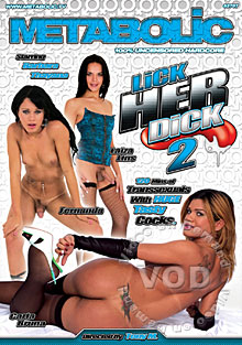 Lick Her Dick 2 Box Cover