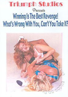VF-120: Winning Is The Best Revenge! What's Wrong With You, Can't You Take It? Box Cover