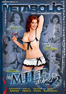 The MILF Diaries 3 Box Cover