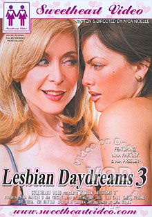 Lesbian Daydreams 3 Box Cover