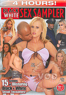 Black And White Sex Sampler Box Cover