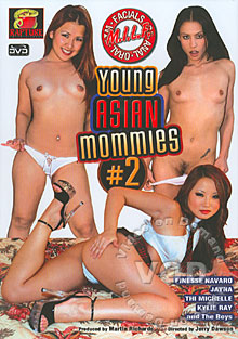Young Asian Mommies 2 Box Cover