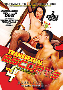 Transsexual Escorts 4 Box Cover