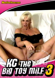KC The Big Toy MILF 3 Box Cover