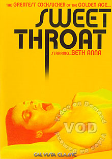 Sweet Throat Box Cover