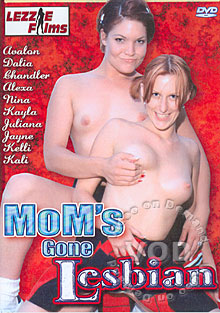 Mom's Gone Lesbian Box Cover