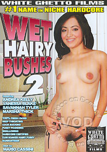 Wet Hairy Bushes 2 Box Cover