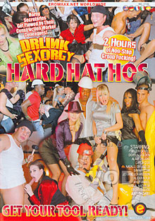 Drunk Sex Orgy - Hard Hat Hos Box Cover