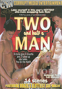 Two And A Half A Man Box Cover