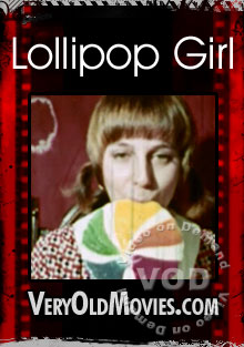 Lollipop Girl Box Cover