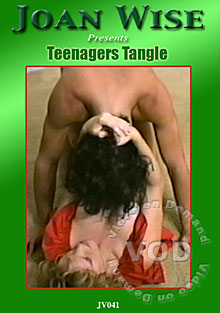 Teenagers Tangle Box Cover