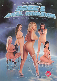 Bree's Anal Invasion Box Cover