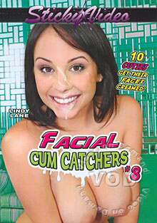Facial Cum Catchers #8 Box Cover