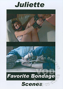 Juliette - Favorite Bondage Scenes Box Cover