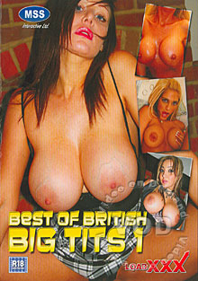 Best Of British Big Tits 1 Box Cover