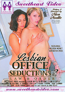 Lesbian Office Seductions 2 - Law & Order