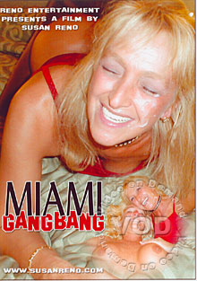 Miami Gangbang Box Cover
