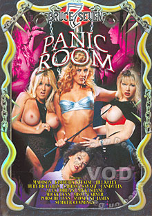 Panic Room Box Cover