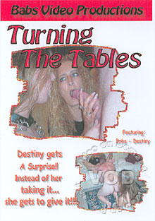 Turning The Tables Box Cover