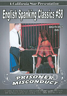 English Spanking Classics #58 Box Cover