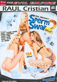 Sperm Swap 2 Box Cover