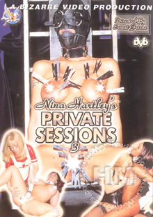 Nina Hartley's Private Sessions 3 Box Cover