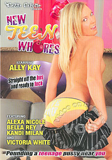 New Teen Whores Box Cover