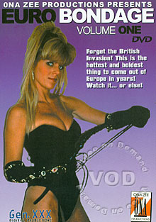 Euro Bondage Volume One Box Cover