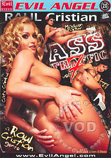 Ass Traffic Vol. 7 Box Cover
