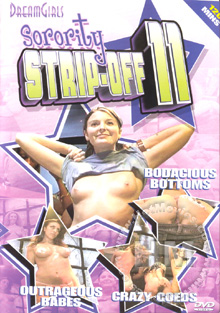 Sorority Strip-Off 11 Box Cover