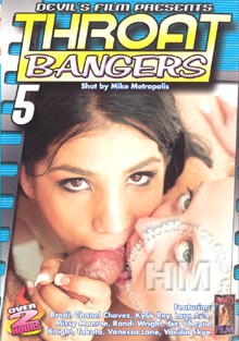 Throat Bangers 5 Box Cover