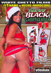 New Black Cheerleader Search 11 Box Cover