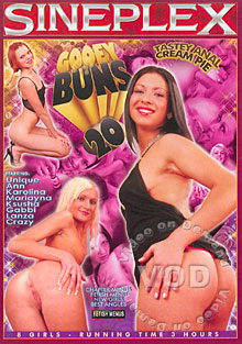 Gooey Buns 20 Box Cover