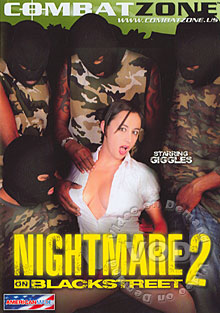 Nightmare On Black Street 2 Box Cover