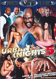 Urban Knights 5 Box Cover